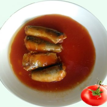 Hot sale sardines ingredient canned sardine fish in tomato paste1-14
