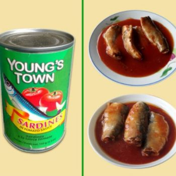 Best Canned Sardine Fish suppliers 425g Canned Sardine in Tomato Sauce 1-2