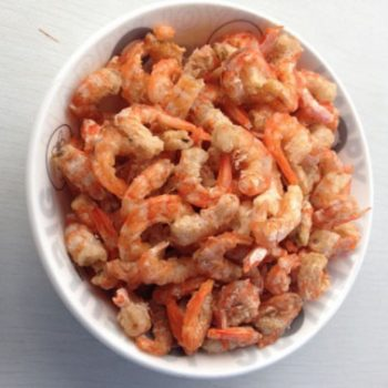 Selling Dried Small Shrimp 6-4